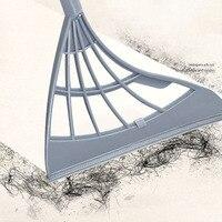 Escoba mágica de silicona para limpiar el suelo, herramientas de limpieza, rascador de ventanas, pelo de Mascota, antiadherente, para barrer y cocina