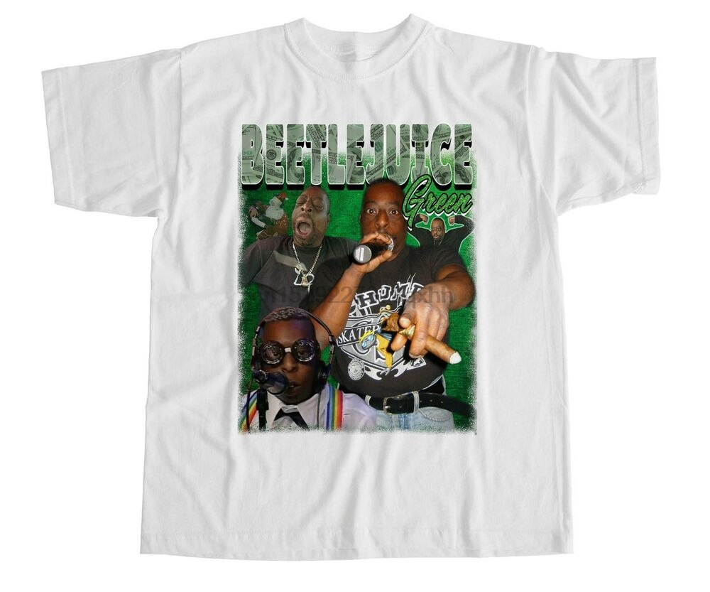 Beetlejuice Green T Shirt Tribute Howard Stern Radio Wack Pack Babba Booey Funny T Shirts Aliexpress The most common lil uzi vert material is metal. beetlejuice green t shirt tribute howard stern radio wack pack babba booey funny