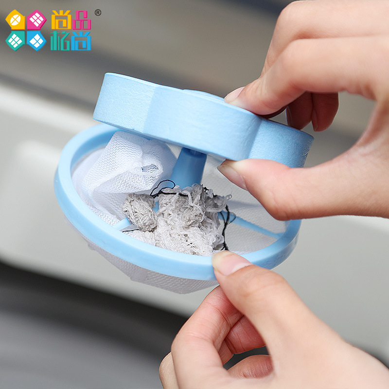 Cleaning Filter Washing Machine Hair Removal Net Pocket Floating Furry Ball Hair to Furry Ball Hair Suction Ball|  - title=