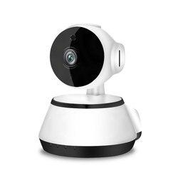 1280X720 kamera wewnętrzne zabezpieczenia IP System nadzoru z noktowizorem dla domu/biura/dziecka/Pet Monitor iOS Android