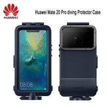 Originele Huawei Snorkelen Case Voor Huawei Mate 20 Pro duiken Protector Case Waterdichte Officiële Originele Mate20 Pro Onderwater