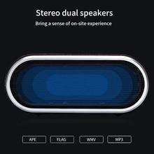 Bluetooth динамик сабвуфер Беспроводное зарядное устройство банк питания 3 в 1 для Xiaomi быстрое зарядное устройство для Iphone 11 для телефона сенсорный экран