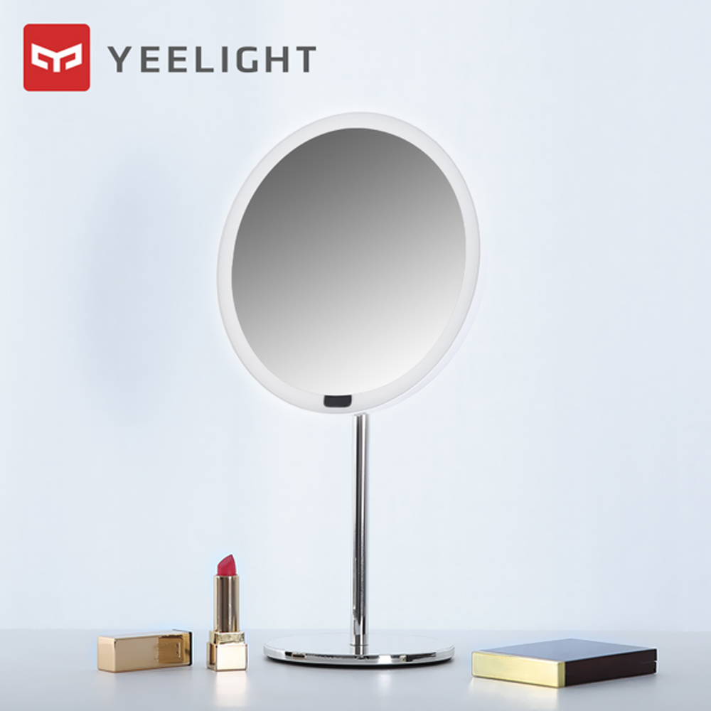 Yeelight LEDs Makeup Mirror Light Touching Control make up led vanity lights Night Light for Xiaomi Mirror With Light