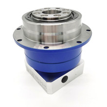 4:1 Ratio 4 Helical Gear Flange Output Planetary Gearbox Reducer 3Arcmin for NEMA34 86mm Stepper Motor CNC Laser Welding Robot
