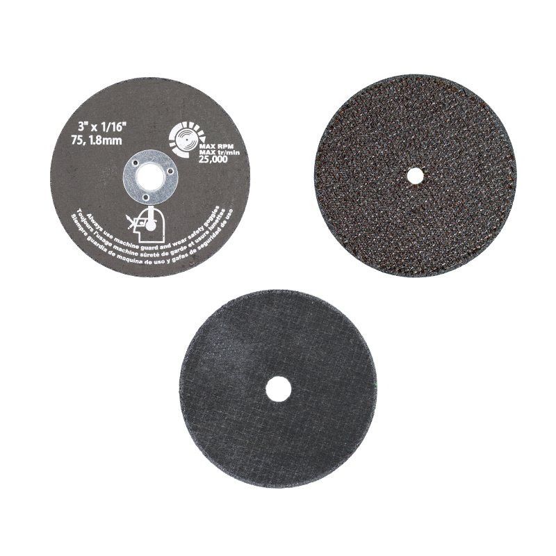 Image 3 - 75mm Grinding Wheel Cutting Discs 75mm Circular Saw Blade For Metal Cutting Fiber Cutting Disc Abrasive Tools-in Saw Blades from Tools