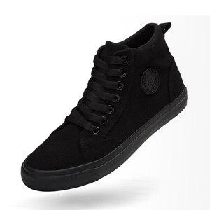 Мужские парусиновые туфли, Спортивная повседневная обувь на открытом воздухе, высококачественные лоферы на плоской вулканизированной под...