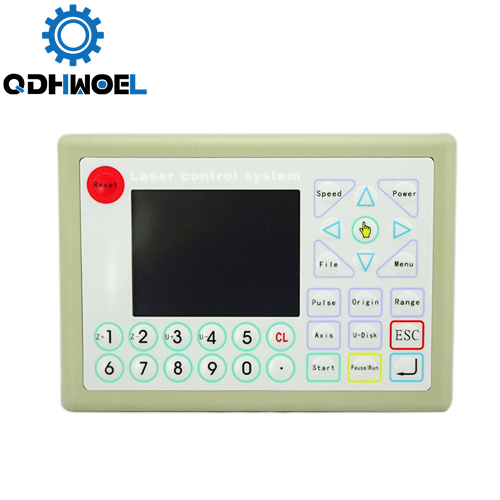 Co2 Laser Controller Topwisdom TL-403CB  Panel For Laser Engraving And Cutting Machine