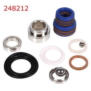 Image 2 - Juego de reparación de accesorios para bomba de pulverización sin aire Aftermarket, anillo de sellado para Graco 390 695 795 1095 3900 5900