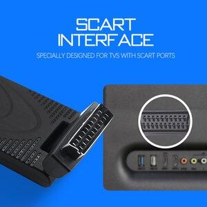 Image 3 - 2020 K7 DVB T2 karasal alıcı HD 1080P H.265 dekoder DVB T2 TV Tuner desteği USB WIFI dijital Set üstü kutusu alıcı