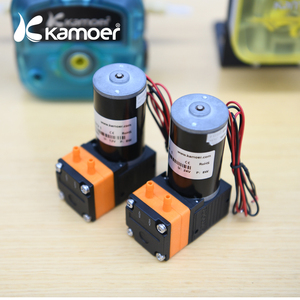 Image 4 - Kamoer KLP02 E mikro membrana woda/pompa cieczy 12V/24V