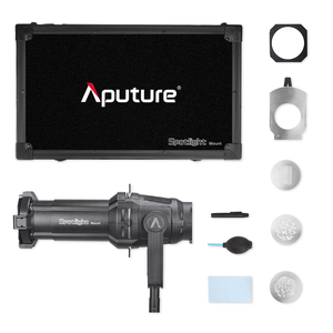Image 5 - Aputure スポットライトマウント 19 ° セット高品質照明修飾子のため 300d マーク 2 、 120d II 、と他の bowens のマウントライト