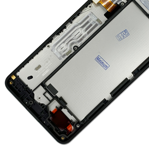 "Image 4 - สำหรับ Nokia Lumia 650 RM 1154 RM 1152 5.0 ""จอแสดงผล LCD Touch Screen Digitizer ASSEMBLY พร้อมกรอบสำหรับ Microsoft 650 LCD + ของขวัญ"