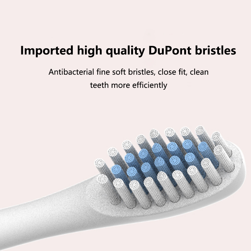 Autocure 2020 New Sonic Electric Toothbrush Adult Smart Sonic Vibration Waterproof Toothbrush USB Charging 5-speed Adjustment