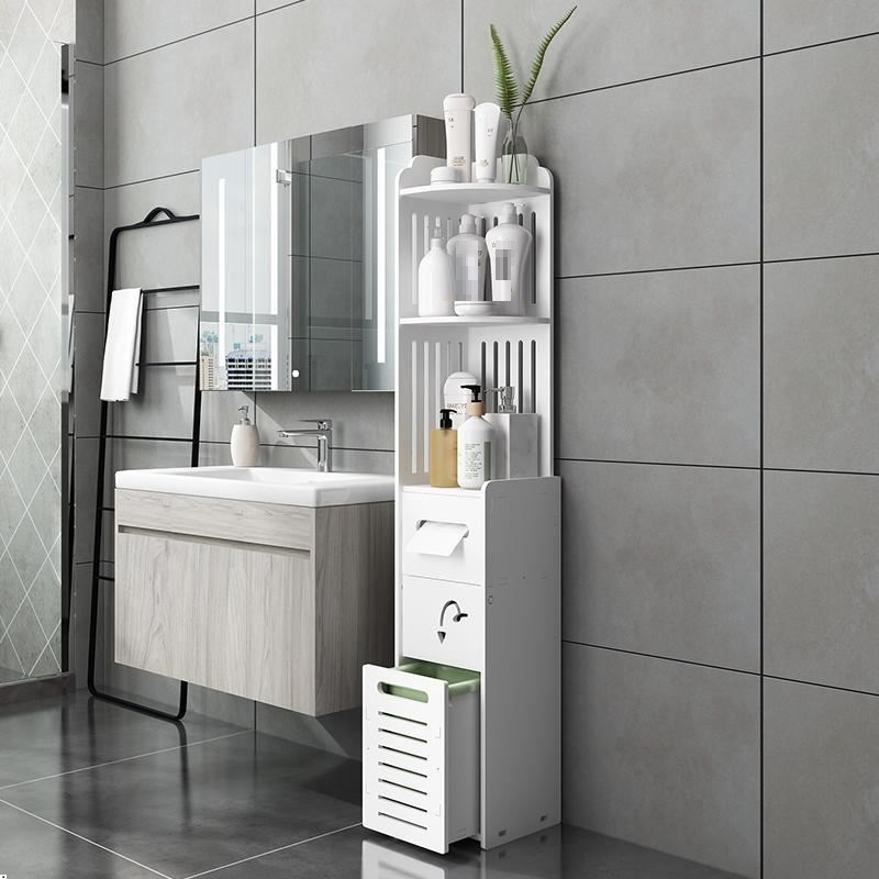 Kast La Casa Mobili Per Il Mueble Wc Mobiletto Washroom Vanity Armario Banheiro Mobile Bagno Furniture Bathroom Cabinet Shelf