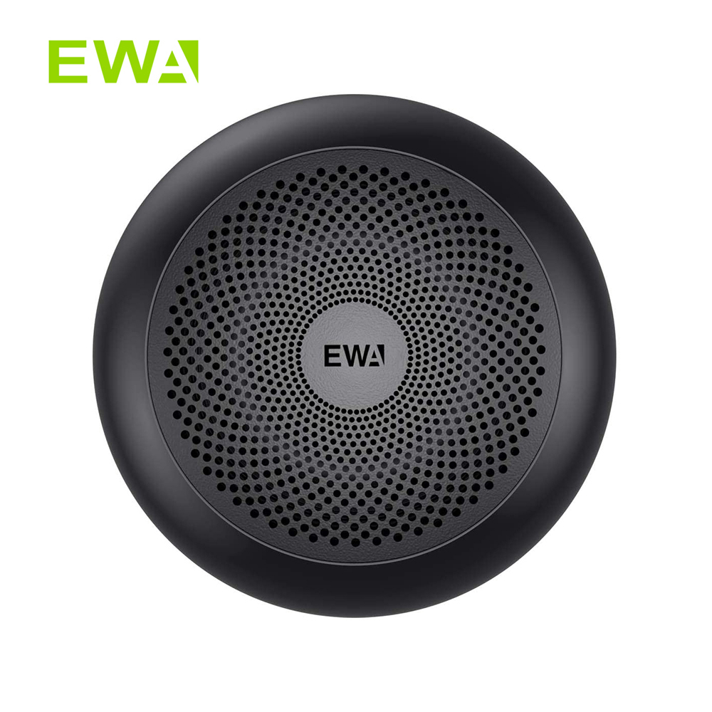 EWA A110Mini Wireless Bluetooth Speaker Portable Built in Battery Loud Sound Strong Bass Metal Covering For Meditation|Portable Speakers| - AliExpress