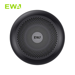 Image 1 - EWA A110Mini Wireless Bluetooth Speaker Portable Built in Battery Loud Sound Strong Bass Metal Covering For Meditation