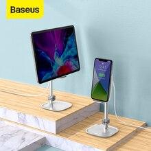 Baseus אלחוטי מטען עצלן סוגר טלפון נייד מחזיק תולעת גמיש טלפון יניקה גביע Stand עבור בית קיר שולחן עבודה