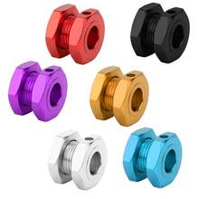 4 PCS RC Wheel Hex Driver 17MM Aluminum Alloy Wheel Hex Coupler Kit for HSP 1/8 RC Car