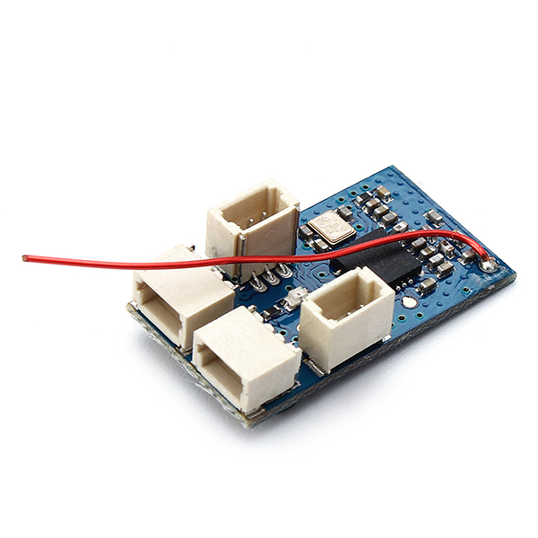 Image 2 - Mini Flysky AFHDA 2A Compatible 8CH Receiver PPM Output With 1mm JST Socket For DIY Micro Quacopter Airplane Flysky i6 i6XParts & Accessories   -