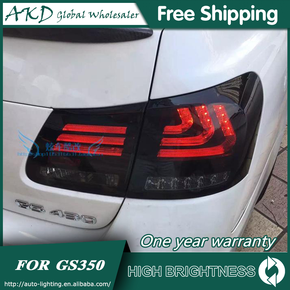 <font><b>Tail</b></font> Lamp For Car <font><b>Lexus</b></font> GS350 2006-2010 <font><b>GS300</b></font> GS430 <font><b>Tail</b></font> <font><b>Lights</b></font> Led Fog <font><b>Lights</b></font> DRL Day Running <font><b>Light</b></font> Tuning Car Accessories image