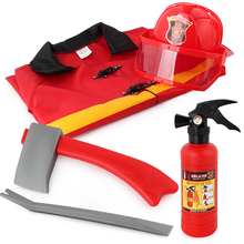 Backpack Fireman  Professional props Toy Water Gun Sprayer for Kids Summer Toy Party Favors Children's educational toys