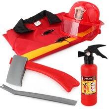 Рюкзак fireman Профессиональный реквизит игрушка водяной пистолет