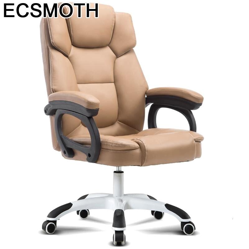 Gamer Armchair Chaise De Bureau Ordinateur Lol Ergonomic Sandalyeler Leather Silla Poltrona Gaming Cadeira Computer Chair