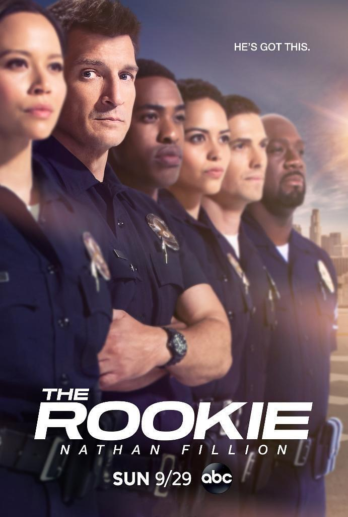 菜鸟老警 第二季 The Rookie Season 2