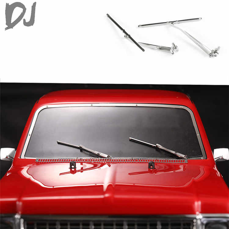 2P Simulation Rearview Mirror Metal Fit for 1//10 RC Crawler Car Traxxas TRX4 T4
