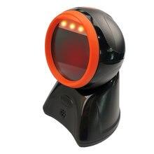 Настольный usb Всенаправленный сканер штрихкодов 1d 2d qr считыватель