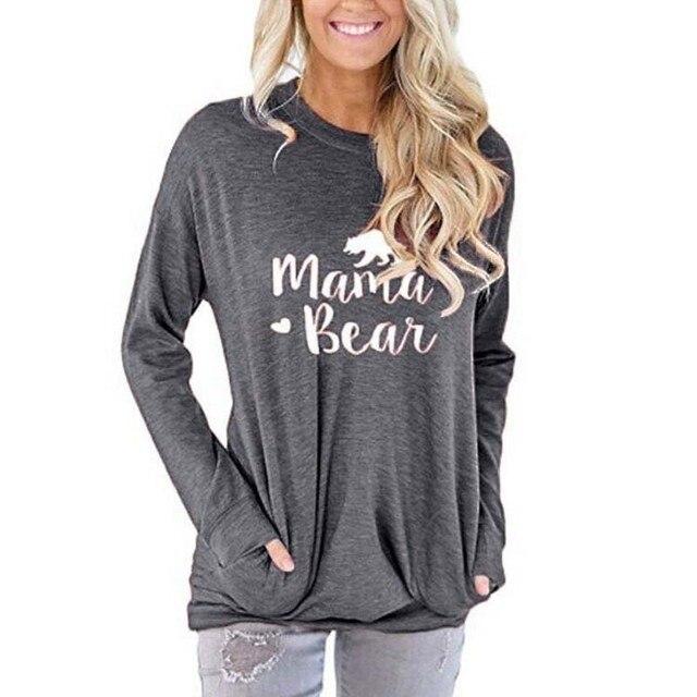 Купить женская футболка с длинным рукавом и буквенным принтом осенняя картинки цена