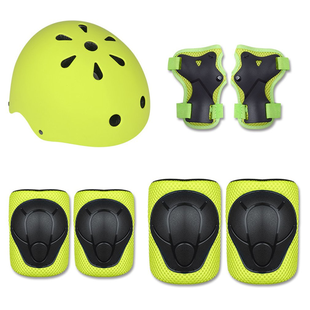 Children's Balance Car Protector Riding Protective Gear Helmet Protective Gear Set Children's Helmet Protective Gear Set