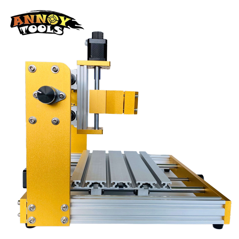 CNC Metal Frame CNC Wood Router/Pcb Milling Machine 5