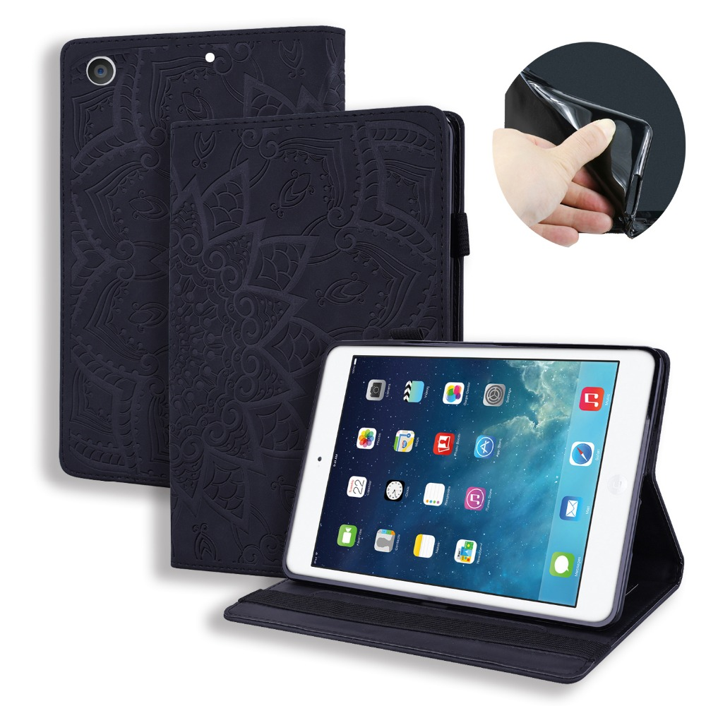 Auto For Leather Smart 10.2 For iPad iPad PU Sleep Cover Case 7th Stand 2019 Folio inch