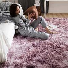 Мягкие шелковые ковры bubble kiss для гостиной спальни детской