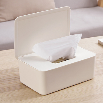 Wet Wipes Dispenser Holder Tissue For Baby/Adult Storage Box Case With Lid Home Stores For Wet/Dry Paper Towel Hotel Travel 2020 недорого