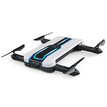 JJR/C H61 720P HD Camera Quadcopter Wifi FPV Foldable RC Drone Quadcopter Optical Flow Positioning Altitude Hold Headless Mode