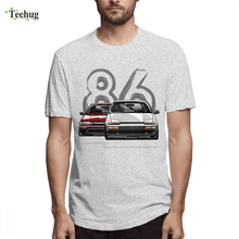 AE86 Hachi Roku Tees Vintage Boy Geek Summer Graphic T-shirt For Male Popular Hot sale 3D Print