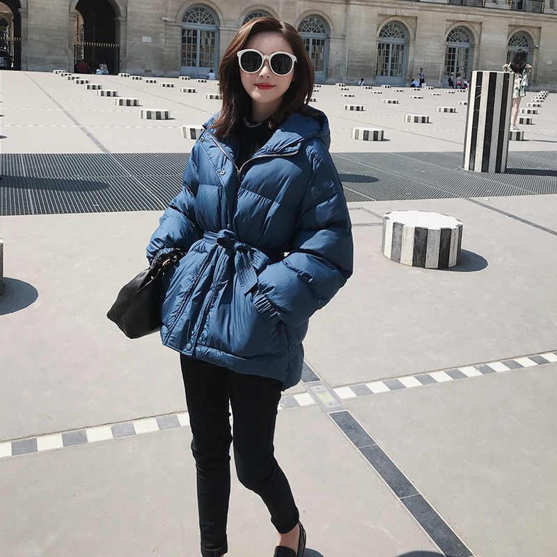 Winter Vrouw Losse Jas Neer Vrouwelijke Jas Vrouwen Vadim Parka Plus Size Campera Mujer Sobretudo Sneeuw Dragen Lange Bovenkleding Mode