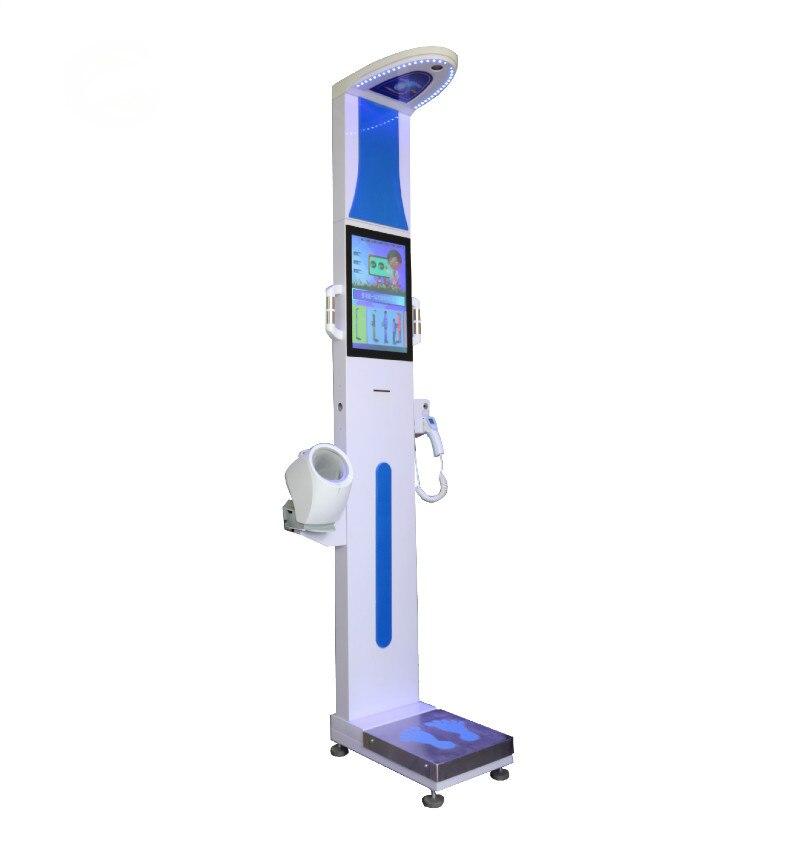 Intelligent Physique Measurement Instrument Physique Weight Measurement Body Fat Analyzer Physique Composition Measurement Instr