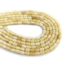 Natural Stone coral beads Cylindrical shape loose isolation for Jewelry Making  DIY bracelet necklace Accessorie