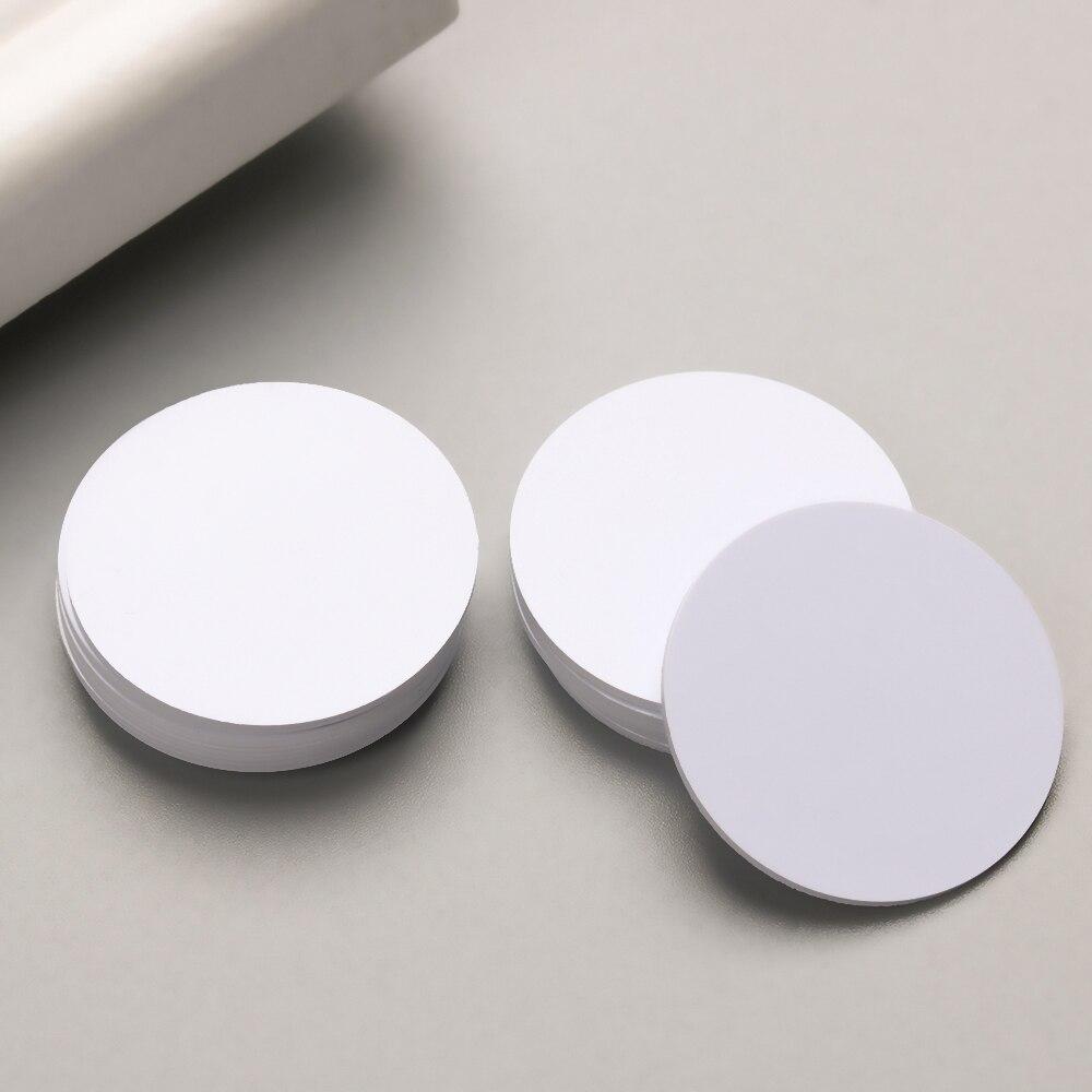 5 шт./лот Ntag 215 NFC-метка, мини круглые брелоки, брелок, образец, универсальная RFID-метка, NFC-чип для телефона, электронная карта