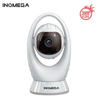 INQMEGA 3MP HD WIFI Camera mart Home Security H.265 Onvif IP Camera Indoor Baby monitor CCTV Video Surveillance Home Security IR цена 2017