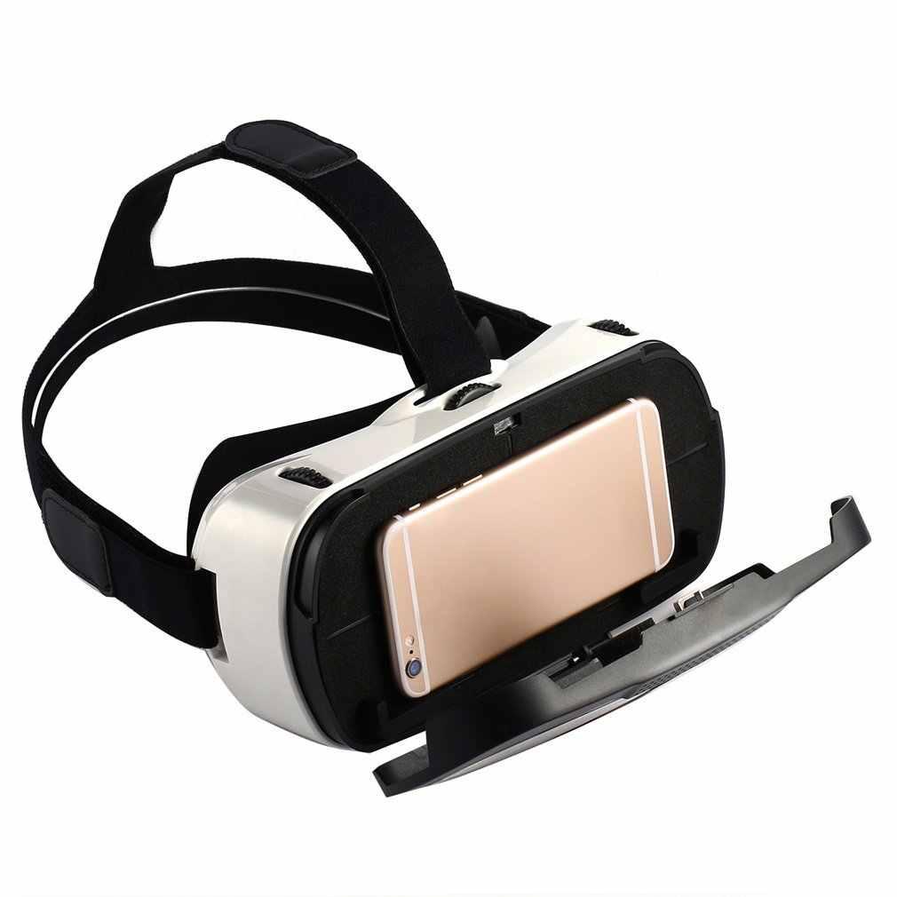 Lente de vidrio Blu-ray lashp 3D VR gafas de realidad Virtual juego de película Anti-ultravioleta Anti-mareo mejor térmica