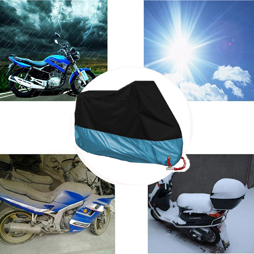 Motorcycle cover for KTM Adventure Bmw R1250Gs <font><b>Yamaha</b></font> R6 <font><b>Yamaha</b></font> <font><b>Mt</b></font> <font><b>07</b></font> Honda X Adv 750 <font><b>Yamaha</b></font> <font><b>Mt</b></font> 09 <font><b>Tracer</b></font> Suzuki#L4O021 image