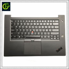 English Backlit keyboard with cover for Lenovo Thinkpad P1 X1 Extreme 1st Gen SN20R58769 SN20R58841 01YU756 01YU757 90% NEW