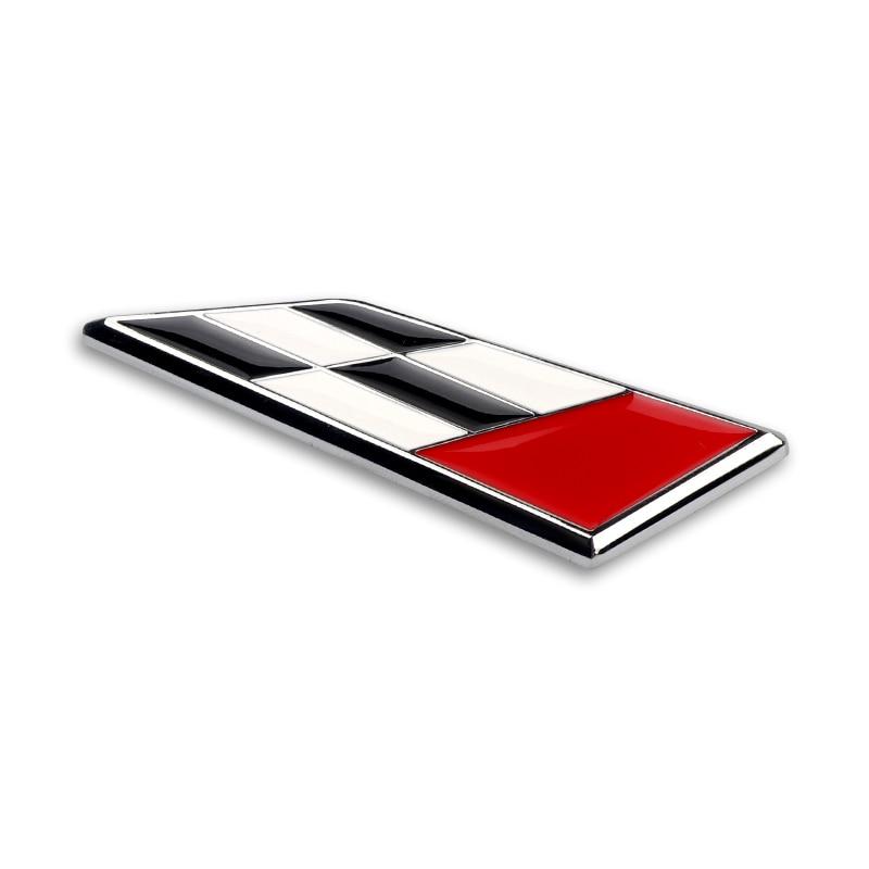 Car Styling Aluminum Metal Emblem Sticker Racing Logo Decoration For Seat Leon Cupra Ibiza Altea Exeo Formula Car Accessories