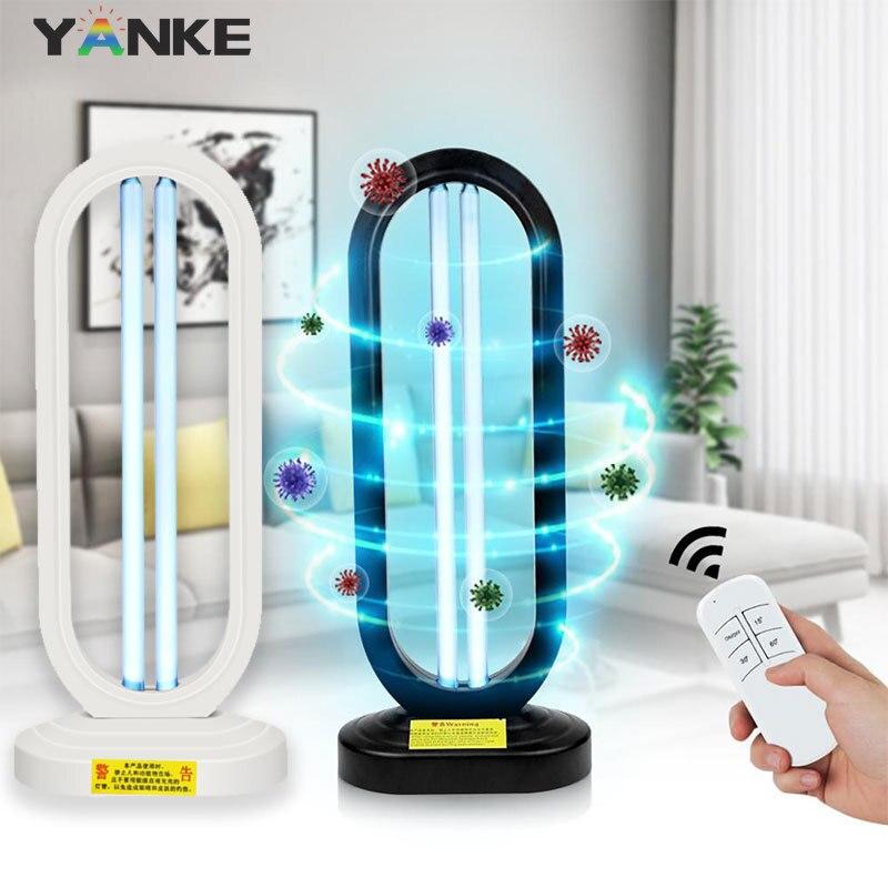 38 Вт бактерицидные лампы светильник лампа УФ озоновые ультрафиолетовая лампа 110V/220V кварцевых ламп УФС-стерилизатор дома убить с защитой от ...