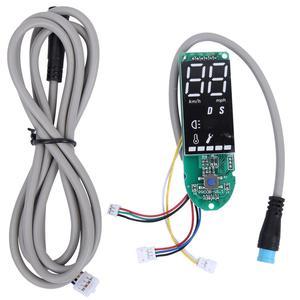 Image 5 - חשמלי קטנוע Bluetooth בקר ערכת עם תצוגת אור Accelerator סט עבור Ninebot לxiaomi M365 פרו חשמלי קטנוע