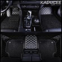 Alfombrillas personalizadas para auto, alfombras ideales para BMW e36, e39, e46, e60, e90, f10, F15, F16, f30, x1, x3, x4, x5, x6, 1/2/3/4/5/6/7, accesorios para coche, tapetes modernos